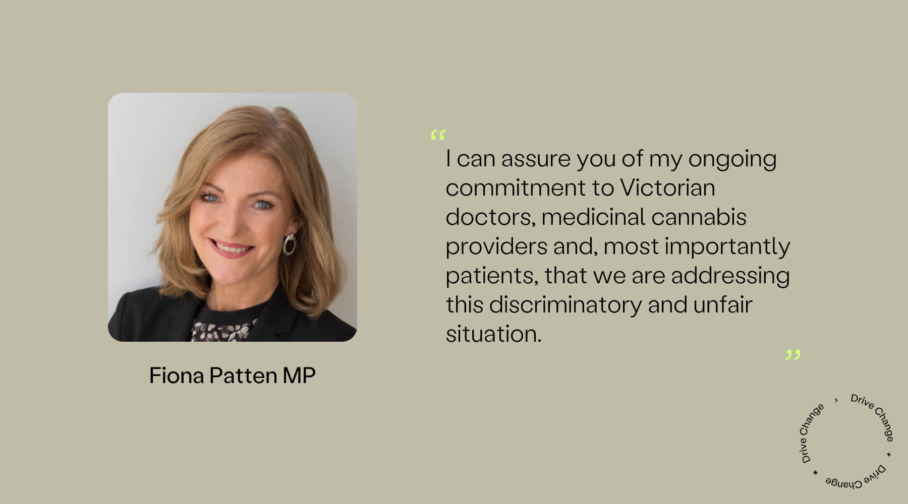 An update on the VIC Medicinal Cannabis Patients and Driving Working Group